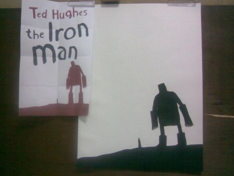 The Iron Giant by mayann