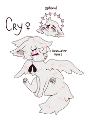 Cry Feral Ref by Nickerroni