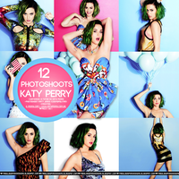 Photopack Katy Perry Cosmopolitan 2014 MATT JONES by FabulousPinkDesignsW
