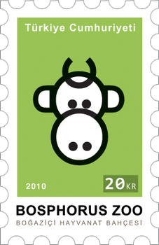 Typographic Stamp II by n