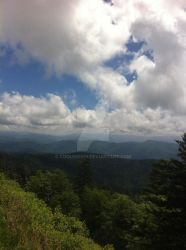 Smokey Mountains (Tennessee) by cooling999