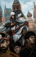 Assassins Creed: Russia Edit by dcslider
