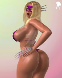 Commission: Lady Swiftclaw 2 by Supro3D