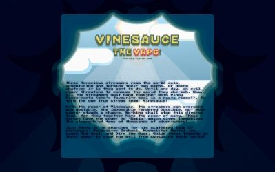 Vinesauce The VRPG Writeup by Dominion-of-Oblivion