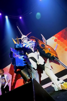 My Omegamon Cosplay by Darkgodmaru
