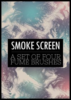 Fume Brushes by missfairytaled
