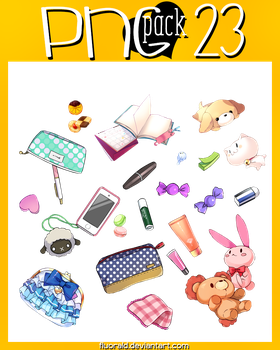 PNG_PACK#23 by Fluorald