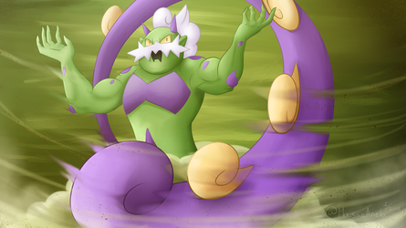 Tornadus by Masae