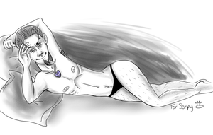Draw me like one of your French Serpents by Christy-off