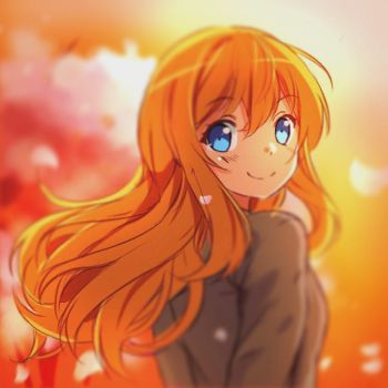 Your Lie in April by Kaxukin