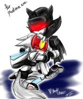 prowl jazz - exe - by BloodyChaser