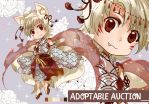 [OPEN] Adoptable Auction 03 by Toriichi
