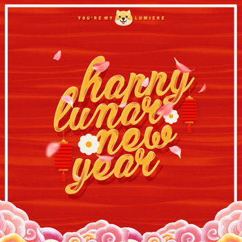 [ 16/02/2018 - Typography ] Happy Lunar New Year by SaeStoos153