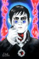 Barnabas Collins Dark Shadows Entry by KizukuDawn