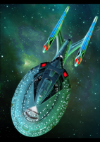 USS Honor - Gamma Fleet Operations by Dan1025