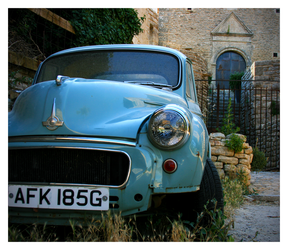 Life in Provence by guekko