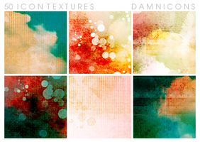 50 grunge icon textures by Sarah-Dipity