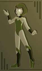 Olivine Pearl - Comm by CloudTrapper