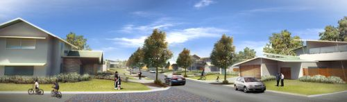 Streetscape Concept by jordanoth