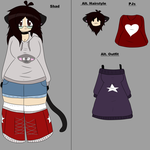 Shad Ref/ Profile (Sona)  by ShadAmyfangirl129