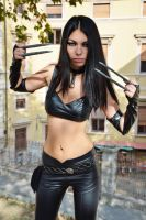 X-23 (edit sovr) by KillerGio