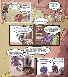 Sonic Heroes 2 - Sonic - page 69 by Missplayer30