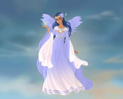 Goddess of the Air by dreammaker123
