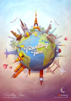 Travelling Time by ryan-mahendra