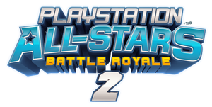 Playstation All-Stars Battle Royale 2 Logo by NuryRush