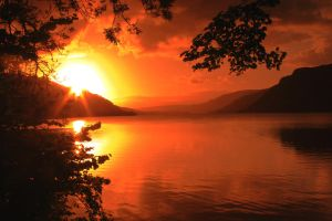 Ullswater Dawn by Capturing-the-Light