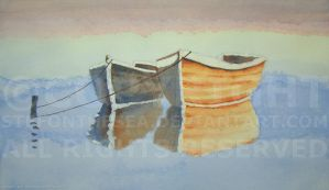 Boats (2013) by stefonthesea