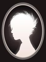 Silhouette Lady by pica-ae