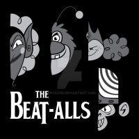 The Beat-Alls by Moysche
