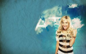 Ashley Tisdale wallpaper by asiula23