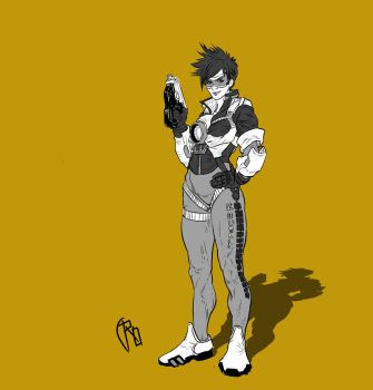 Tracer by ciromasamune
