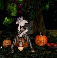 Bewitching-AnitaLee2014 by anitalee