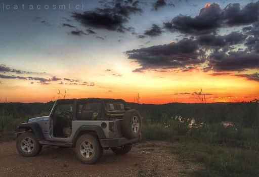 Jeep Life by CapturedCosmicDebris