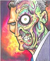 Two Face by andypriceart