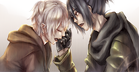 NO.6--don't cry for the others by monkeyyan