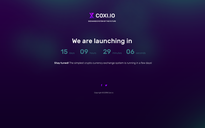 Coxi - cc exchange system by miguslaw