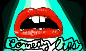 COMEDY LIPS [ROUGH DRAFT TITLE] by jayce793