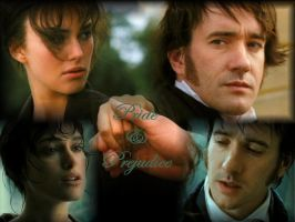 Pride and Prejudice Wallpaper by d-fly