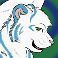 Azuryn Icon Commission by littlezombiesol