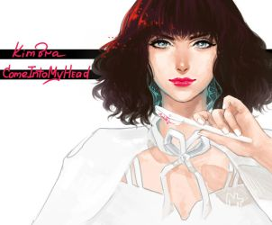 Kimbra - Come into my head by NT-NeuTral