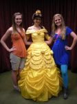 DisneyWorld: Belle by caleigh