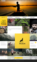 Hiker WP Photography Theme by webdesigngeek