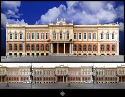 Architectural Retouch by ytse-jam
