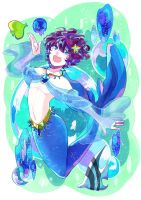 Blue Kyle by shiron2611