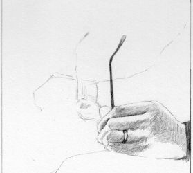 Inseparable diptych- WIP1 by leavetheviolinalone