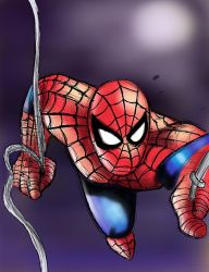 Spiderman by JuniorNeves